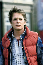 Back To The Future Michael J. Fox Close Up 18x24 Poster - $23.99
