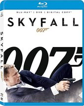 007 James Bond Skyfall [Blu-ray + DVD] (2012)