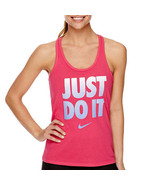 Nike Racerback Tank Top Size L New With Tags - $14.99