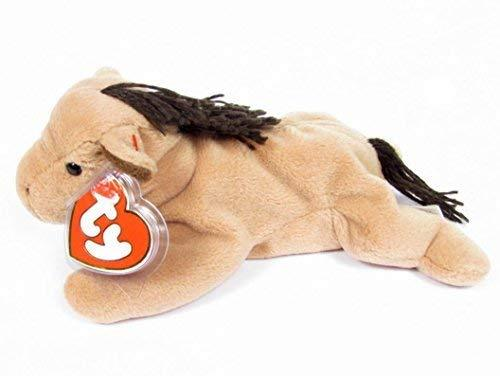 Ty Beanie Babies - Derby the Horse (No Star Fine Mane) image 1