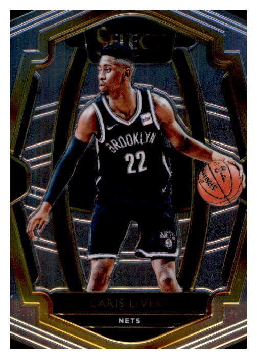 Caris LeVert 2018-19 Panini Select Card #151
