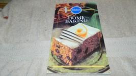PILLSBURY HOME BAKING RECIPES COOKBOOK 1997 VINTAGE FREE USA SHIP - $6.79
