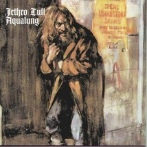 JETHRO TULL AQUALUNG ALBUM COVER POSTER 24 X 24 Inches - $19.79