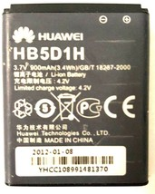 HB5D1H Battery For Huawei Cricket M615 Pillar M635 Pinnacle 900mAh OEM - $4.99