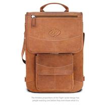 "MacCase Premium Leather 15"" MacBook Pro Flight Jacket Cases - $199.95"