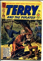 Terry and The Pirates #20 1951-Harvey-Dragon Lady-Milt Caniff-G/VG - $37.83