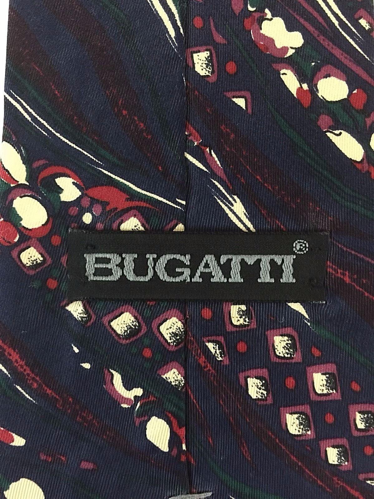 f8562c936182 Bugatti Italian Silk Mens Tie Abstract Multi and 30 similar items. 57