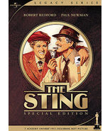 The Sting (DVD, 2005, 2-Disc Set, Special Edition) - $9.00