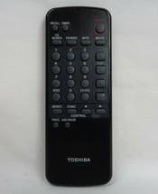Toshiba CT-9584 TV Remote CP2668, CR21C30, CX21521, CX28603, CX28613, TE20D10 - $10.29