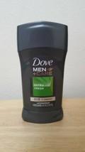 NO SEAL Dove Men+Care Mens Care Antiperspirant Deodorant Stick Extra Fre... - $4.95