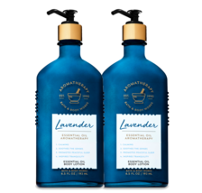 BATH & BODY WORKS Aromatherapy Lavender Essential Oil Body Lotion Duo Set - $32.98