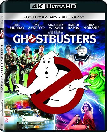 Ghostbusters (1984) [4K UHD +Blu-ray+Digital]