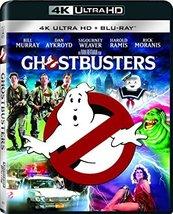 Ghostbusters (1984) [4K UHD +Blu-ray+Digital]