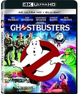 Ghostbusters (1984) [4K UHD +Blu-ray+Digital] - $24.95