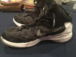 Nike Zoom Without A Doubt Black/Metallic Silver-Chrome 749432-002 SZ 8.5... - $12.59
