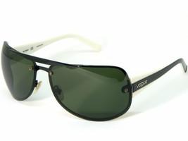 559f5e460ad NEW VOGUE VO3585S 352 71 SUNGLASSES GLASSES Black White VO3585 59-17-