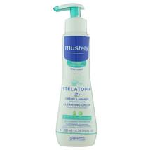 Mustela Stelatopia Cleansing Cream 6.76 oz / 200 ml  - $12.14
