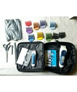 Wahl Precision Clipper Home Haircutting Kit Model MC3 Color Coded & 9307... - $38.69
