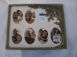 Burnes of Boston Family Tree Frame 7 Opening Oval Collage - £12.64 GBP