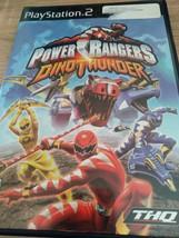 Sony PS2 Power Rangers: Dino Thunder image 1
