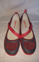Womens Merrell Ceylon Cayenne & Gray Mary Jane Flats Sz 6.5 Only Worn Once - $40.00