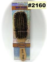 Annie Wave Brush Natural Boar Bristle Item# 2160- Medium - $2.17