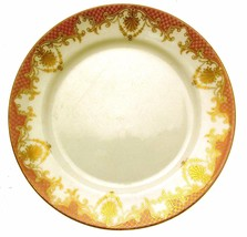 Paragon Star China Side Plate Pink and Gilt Pattern Dates c1913  - €12,36 EUR
