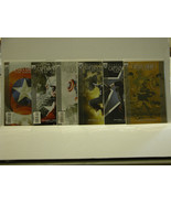 CAPTAIN AMERICA - THE CHOSEN 1 - 6 + SUPER SOLDIER HARD COVER GRAPHIC NOVEL - $20.57