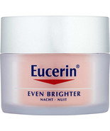 Eucerin EVEN BRIGHTER night care for reducing pigmentation stains 50ml - $31.68