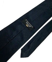 New COUNTESS MARA Black Men's Tie 100% Silk Neck Tie - $12.95