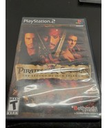Pirates of the Caribbean Legend of Jack Sparrow for Playstation 2 - $4.85
