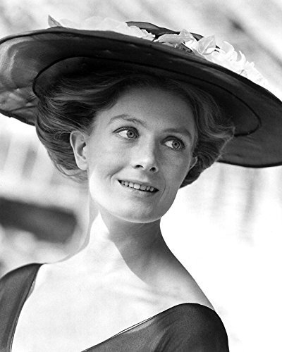 Vanessa Redgrave 16X20 Canvas Giclee 1960'S Pose In Hat