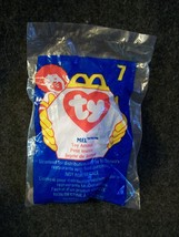 1998 McDonald's Teenie Beanie Baby Mel The Koala New # 7 In Series - $1.35
