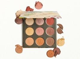 NOMAD COSMETICS NOMAD x Tuscany Intense Eyeshadow Palette 9 Shades  - $14.79