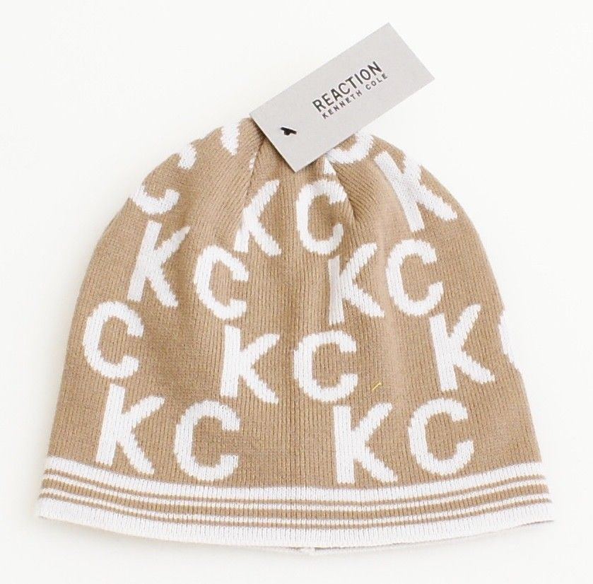 94b83c3053ee08 Kenneth Cole Reaction Camel Knit Beanie and 50 similar items