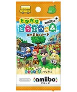 """Fly Away Animal Crossing amiibo +"" amiibo card (1BOX 20 packs) Nin - $100.86"