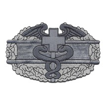 US Army Combat Medic Badge Patch - $11.87
