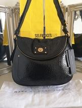 Marc by Marc Jacobs Black Pattern Leathet Handbag - $240.00