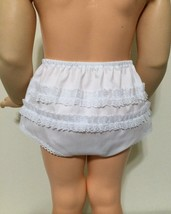 """Panty with Lace for your Ideal Patti playpal doll or 35"""" - 36"""" Doll - $5.53"""