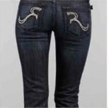 ROCK & REPUBLIC SKYNARD DENIM JEANS 31 Denim Jeans - $68.00