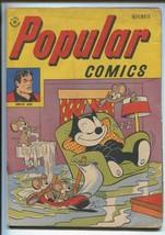 POPULAR #141 1947-DELL-FELIX-GASOLINE ALLEY-SMILIN' JACK-vg - $47.92