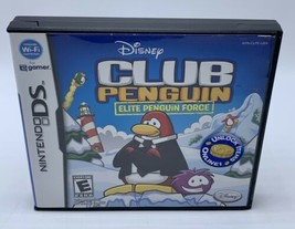 Club Penguin Elite Penguin Force Nintendo DS Game 2008 - $4.99