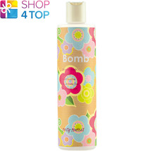 Pretty Perfect Shower Gel 300 Ml Bomb Cosmetics Lime Black Pepper Natural New - $11.77
