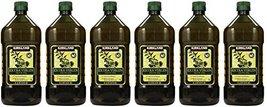 Kirkland Signature, Extra HHBkf Virgin Olive Oil 2 Liters (Pack of 6) - $296.99