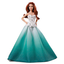 Barbie 2016 Holiday Barbie Doll with Red Hair - $54.44