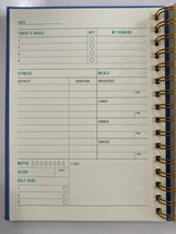 Greenroom You Got This Health and Fitness Tracker Wellness Journal Book image 2