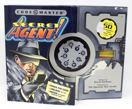 Code Master: Secret Agent! New In Box - Crack the code - Unlock the box - $17.75