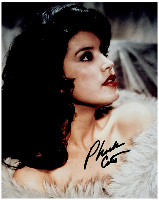 Primary image for PHOEBE CATES  Authentic Original  SIGNED AUTOGRAPHED PHOTO W/COA 444