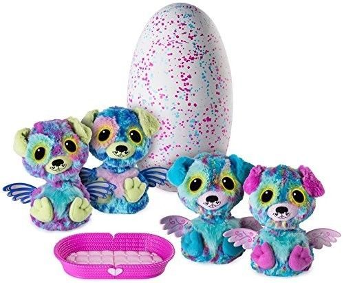 Hatchimals Surprise – Puppadee – Hatching Egg with Surprise Twin Interactive