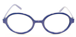 Geek Nerd Style Oval Round Shape Style Glasses Frames NO LENS Wizard Costume image 12